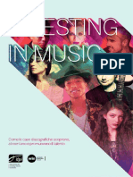 Investire nella musica