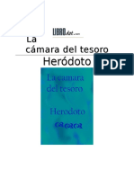 Herodoto - La Cámara Del Tesoro
