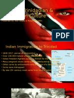 The Indo-Trinidadian Tobagonian Culture (2)