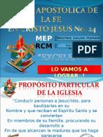 Proposito Particular RCM