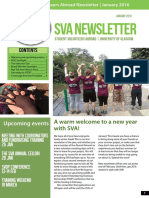sva newsletter january