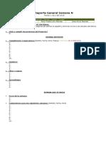 Formato Reporte General
