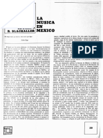 La Música en México - Eduardo R. Blackaller