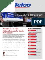 ACDelco TechConnect News January February 2015