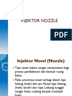 7. Injection Nozzle
