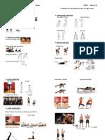 Training Program Exercise