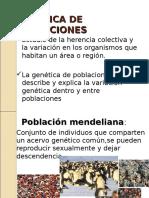 Genetica de Poblaciones 2014