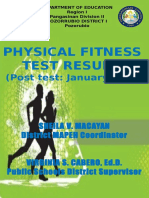 Physical Fitness Front