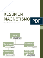 Resumen de magnetismo