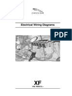 Electrical Wiring Diagram for jaguar xf 250 | Electrical Connector | Motor  VehicleScribd