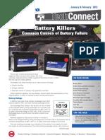 Volume 19 Issue 1 Techconnect News 2012