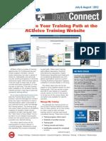 Volume 19 Issue 4 Techconnect News 2012