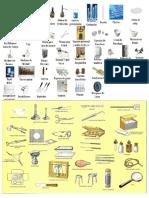 Instrumentos y Maquinaria en Fisica y Quimica - Aportes de Cientificos