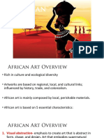 review african art
