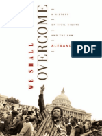 Alexander Tsesis-We Shall Overcome_ a History of Civil Rights and the Law -Yale University Press (2008)