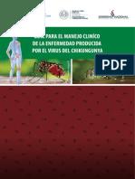 Guia Manejo Clinico Chikungunya Paraguay 2015