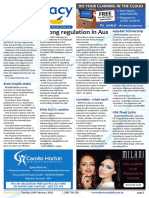 Pharmacy Daily for Tue 16 Feb 2016 - Strong labelling regulation in Aus, Anti-meth plan concerns, Next steps for med cannabis, Guild Update and much more