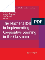 Robyn M. Gillies, Adrian Ashman, Jan Terwel (Editors) The Teacher's Role in Implementing Cooperative Learning in the Classroom (Computer-Supported Collaborative Learning Series).pdf