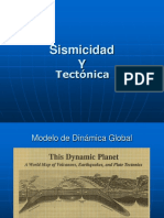 Sismicidad y Tectonica