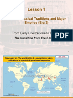 early civilizations to empires era 3