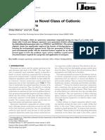 Esterquats-The Novel Class of Cationic Fabric Softeners - S Mishra.pdf