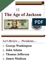 age of jackson