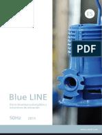 Electrobombas Serie Blue Line
