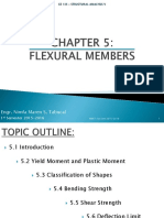 Chapter 5 Flexural Members