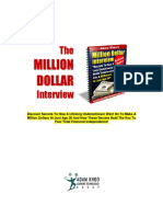 Million Dollar Interview
