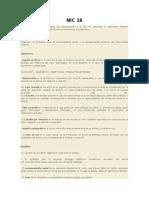 NIC 16 Resumen