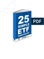 25 Simple ETF Portfolios