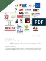 Ejecuciones Extrajudiciales Mexico