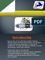 Motor de Arranque 1