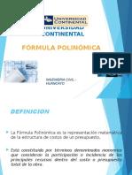 Formula Polinomica Exponer