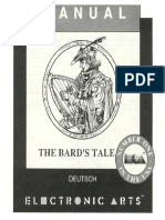 Bard's Tale the Tales of the Unknown De