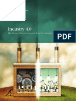 Industry 4 Future of Manufacturing