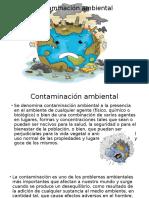 Unidad 5.2 contaminacion ambiental