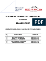 Electrical Technology Laboratory