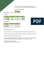Ejercicio Valuacion de Inventarios CONTABILIDAD V