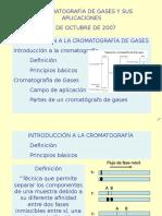 Cromatografia Gases