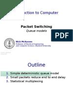 3-5 Simple Queue Model