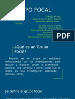 Grupo Focal.