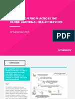 Maternal Health Innovations_FutureGov