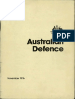 Defence White Paper 1976