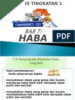 CHAPTER 7 (7.5) Penyerap Dan Pembebas Haba Yang Baik