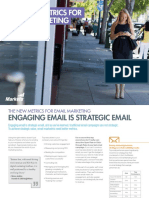 Email Marketing Metrics 2016 January
