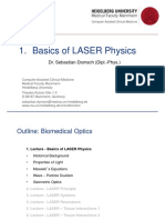 1 Introduction - Lasers