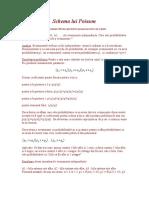 Probabilitati_Schema Lui Poisson