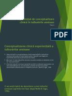 Tema 6_Conceptualizarea Clinica in Tulburarile Anxioase
