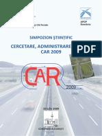 CAR-2009-10-Iulie-2009-Editia-a-II-a